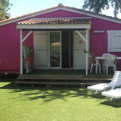 Camping L'air Marin : 2015 11 05 130709 Chalet La Casita