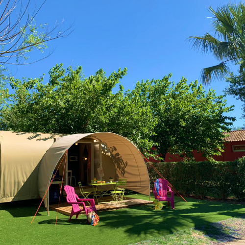 Camping L'air Marin: Coco Sweet Principale