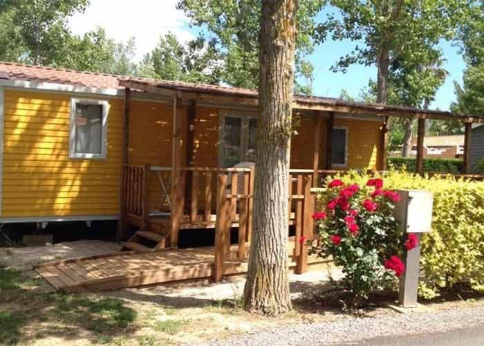 Camping L'air Marin : Handi Casa