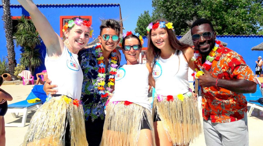 Camping L'air Marin : club ados