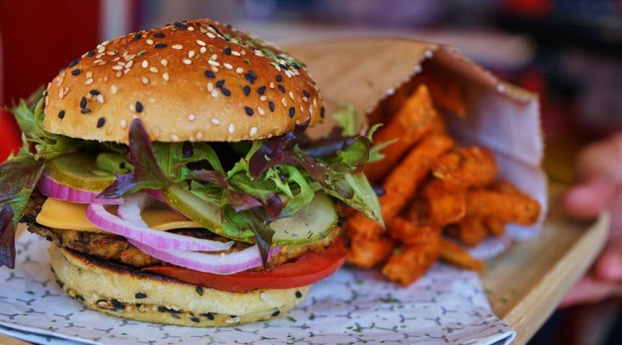 Camping L'air Marin : Burgers Snack