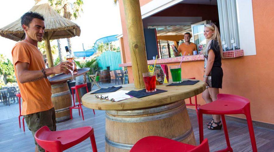 Camping L'air Marin: Camping Air Marin Restaurant 23