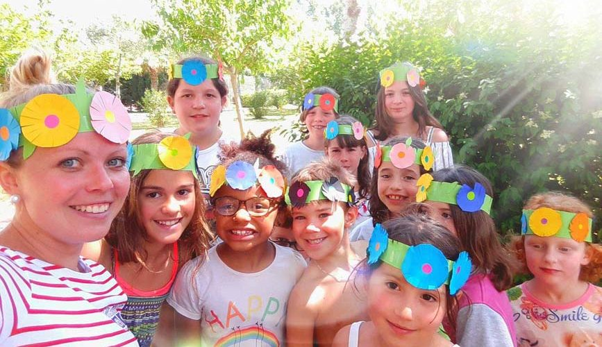 Camping L'air Marin: Kinderclub