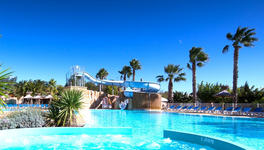 Camping L'air Marin: Waterpark