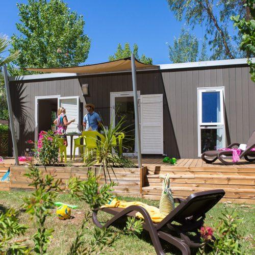 Camping L'air Marin: Hacienda Principale