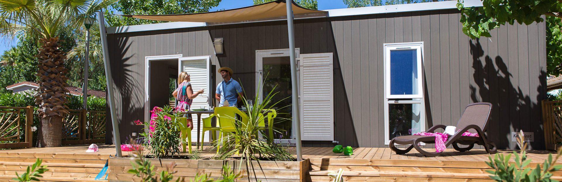 Camping L'air Marin : Hacienda Principale Diapo