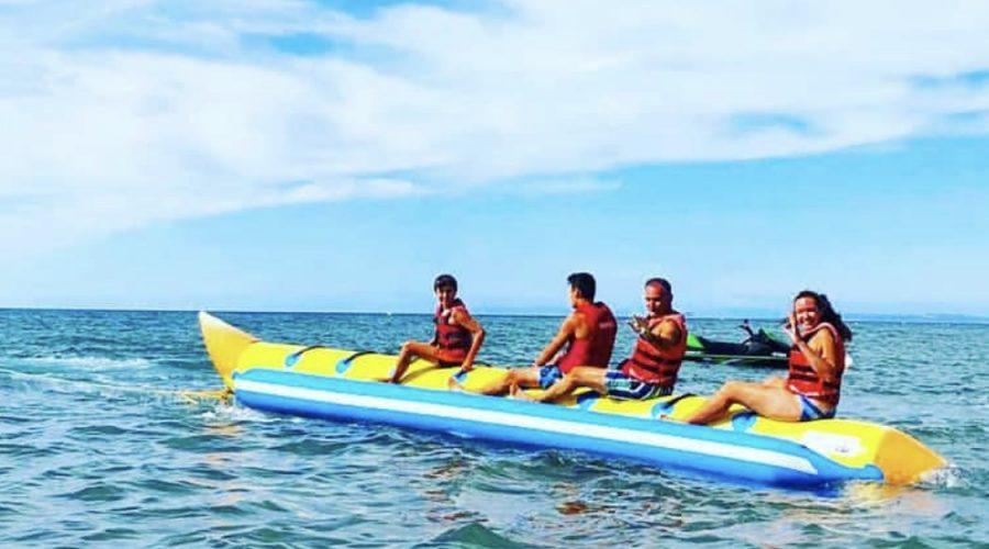 Camping L'air Marin : bouée ados