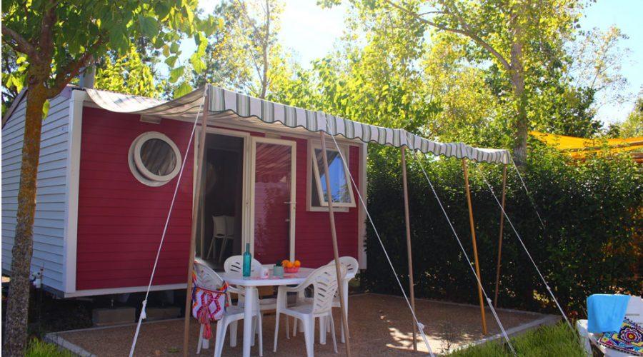 Camping L'air Marin : Pequeno Principale
