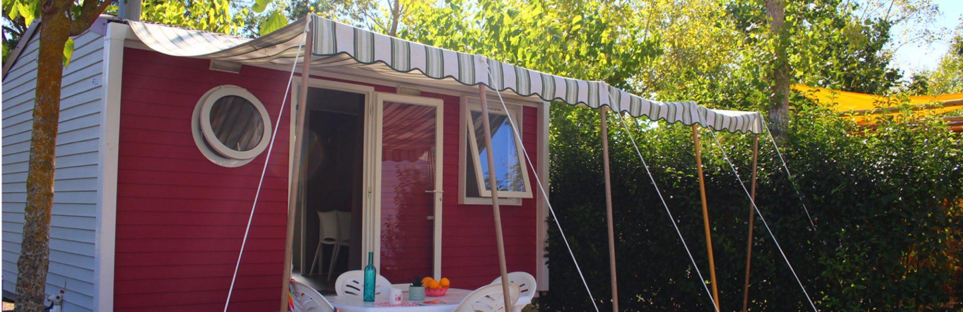 Camping L'air Marin : Pequeno Principale Diapo