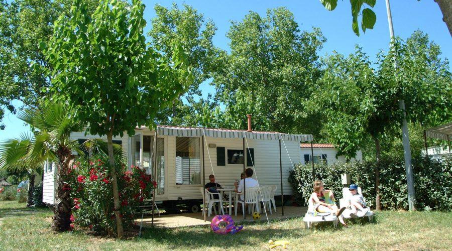 Camping L'air Marin: Tampico Principale