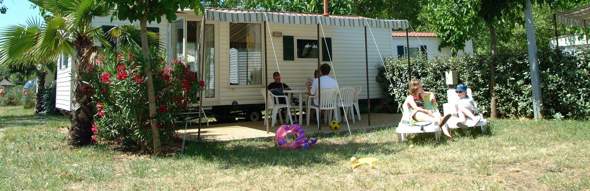 Camping L'air Marin : Tampico Principale Diapo